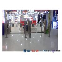 Best Low Noise Electric Swing Gates Stainless Steel Entrance For Motorcar Control wholesale