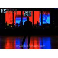 Best 3 In 1 Transparent Led Screen Stage Backdrop , Led Stage Display Easy Installation wholesale