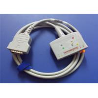 Best GE Marquette 22341809 Ecg EKG Cable With 10 Lead Wires MAC500 / 1100 Model wholesale