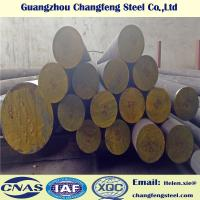 Best 42CrMo Black Surface Hot Rolled Alloy Steel Round Bar SAE4140 / SCM440 / 1.7225 wholesale