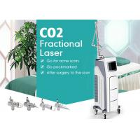 China Co2 Fractional Laser Machine 30w Surgical Vaginal Tightening Device 10600nm on sale