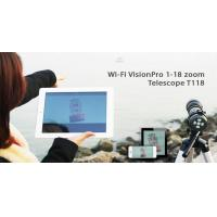 China Best Value WiFi Spotting Scope 80mm For Hunting , Nature Watching on sale
