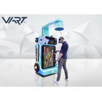 Best Easy Operation Children Game VR Arcade Machines White & Blue Color wholesale