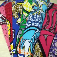 Best Ankara Wax Printed Cotton Cloth Full Color Smooth Stick Take Health And Safety wholesale