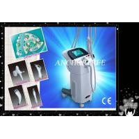 China Vacuum RF IR Laser Body Slimmer Machine With Roller Massage Body Shaping System on sale