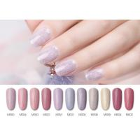 Best Environment - Friendly 12ml Resin UV LED Gel Nail Polish At Home / Beauty SPA wholesale