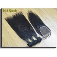 Best Natural Black1b# 360 Frontal Wig Can Be Curled , Dyed Healthy Ends wholesale