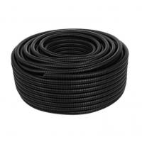 Best Black PE Plastic Bellows Polyethylene Threading Hose Wire And Cable Protection Sleeve wholesale