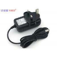 Cheap 5.5V 2A AC DC USB Charger , RoHS PC ABS Material Universal AC DC Adapter for sale