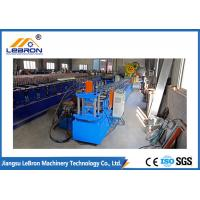 Best Siemens PLC Control Channel Roll Forming Machine 15 Meter Per Minute Production Speed wholesale