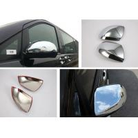 Best Chromed Outer Side Mirror Cover Moulding For Benz New Vito 2016 2017 wholesale