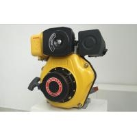 Best 8kw 3000rpm Single Cylinder Diesel Engine For Agricultural Machines / Marine Boats wholesale