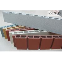 Best Exterior Wall Coating Architectural Cladding Systems With 18mm / 20mm Thickness wholesale