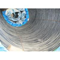Quality Q235 Hot Rolling Bridges Low Carbon Steel Wire Rod With High Strength wholesale