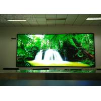 Cheap Custom P6 Large Led Display SMD 192x192mm LED Module , Led Video Screen Clear for sale