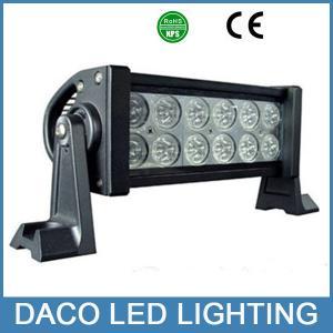Best 7.5 Inch truck suv led light bar 36w led light bar wholesale