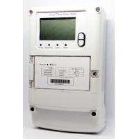 China 4 Programmed Lora Smart Meter Three Phase Multi Channel Energy Meter With Lora RF Module on sale