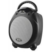 China Outdoor Active Plastic Trolley Speaker Box With Bluetooth , Remote Control on sale