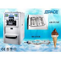 Best 6248A Gravity Feed Table Top Ice Cream Machine For Business Stainless Steel Material wholesale