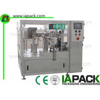 Best Automatic Premade Pouch Packing Machine 220V With Inverter Motor wholesale