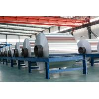 Best 50-500 mm Soft Aluminium Foil Roll Jumbo Roll Food Aluminum Container Foil wholesale