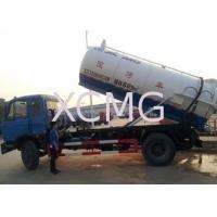 Best 6.5L Special Purpose Vehicles , Septic Pump Truck For Noncorrosive Mucus Liquid Without Alkalis wholesale