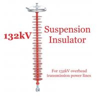 132kV Polymer Suspension Type Insulators Light Weight For Substations