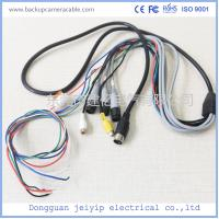 Best Waterproof Camera Monitor Cable , Rear View Camera Cable 20 Pin 1 Male To 4 Female Connector wholesale
