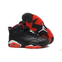 Best Cheap Air Jordan 6 AAA black shoes on koonba.com wholesale