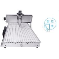Best four axis CNC Router 6040 800W/1.5KW spindle + 4axis + tailstock engraving mahcine wholesale