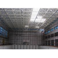 Quality Modern Clear Span Portal Steel Frame Structure ASTM A36 Carbon Steel wholesale