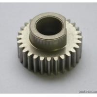 China Copper Powder Coating Straight Tooth Spur Gear, Starter Drive Gear OEM on sale