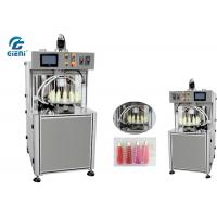 Best Multi - Colors Spiral Lip Gloss Filling Machine with 12L Tank wholesale