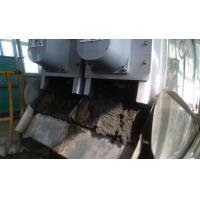 Quality Power saving screw press sludge dewatering machine for Chemical Processing wholesale