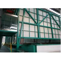 Cheap ISO Certificate Hot Dip Galvanizing Equipment Acid Wash With Vehicle Control PLC for sale