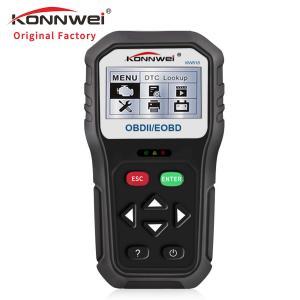 Best 12v Car Scanner Diagnostic Live Data Code Reader Check Engine KW818 Pass CE FCC ROHS wholesale