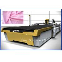 Aviation Field High Speed Automated Fabric Cutting Machine Straight Knife