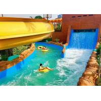 Best Aqua Park / Residential Lazy River Magnificent Outdoor Pool For Holiday Resorts wholesale