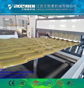 Best tile roll forming machine, glazed tile forming machine,PVC ASA glazed tile making machine wholesale