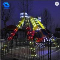 Best Amazing Amusement Cool Carnival Rides / Small Pirate Ship Amusement Ride With Trailer wholesale