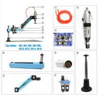 Best Acrylic M3-M12 Pneumatic Air Tapping Machine Quick Change High Precision wholesale