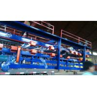 China Cold Room Sandwich EPS Panel Production Line , Roll Forming Machine 13 Rows Rollers on sale