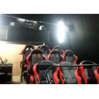 Best Hydraulic Platform 4D Movie Theatre with 4D Motion Chair wholesale