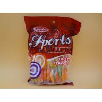 Best Mix Fruity Swirl Lollipops Healthy Hard Candy Round Lowest Calorie For Adults wholesale