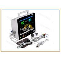 Best 15 Inch Emergency Room Monitor , 2.8KG Weight Portable Icu Vital Signs Monitor wholesale