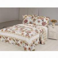 Best Quilted embroidery quilt, washable, soft texture wholesale