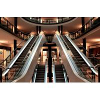 Best Fuji Shopping Mall Escalator Indoor Type Automatic Escalator Energy Saving wholesale