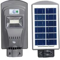 Best Wholesale Outdoor Integrated Led Solar Street Light With Auto Cleaning Available wholesale