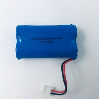 Best LG Chem Lithium 7.4V 800mAh 18650 Lithium Ion Battery Pack wholesale