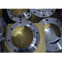 Best 300lbs 304 Forged Casting Stainless Steel Pipe Flange Fittings For Connection wholesale